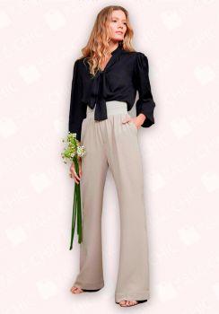 Pantalona Elastico Cintura